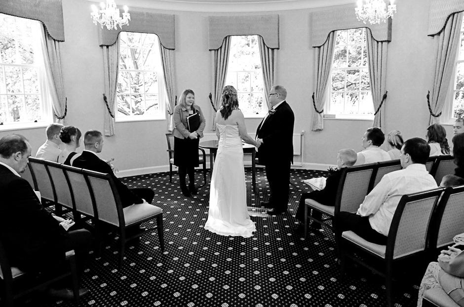 Newcastle Under Lyme Wedding
