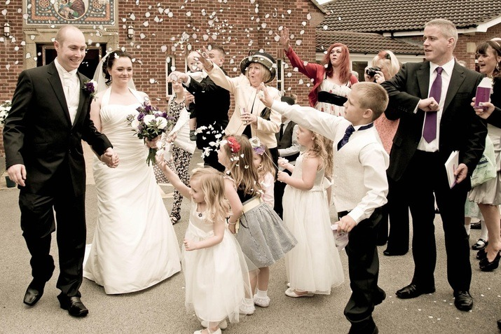 Pinewood on Wilsmslow wedding photographer