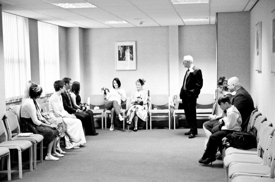 Manchester Register Office wedding photography