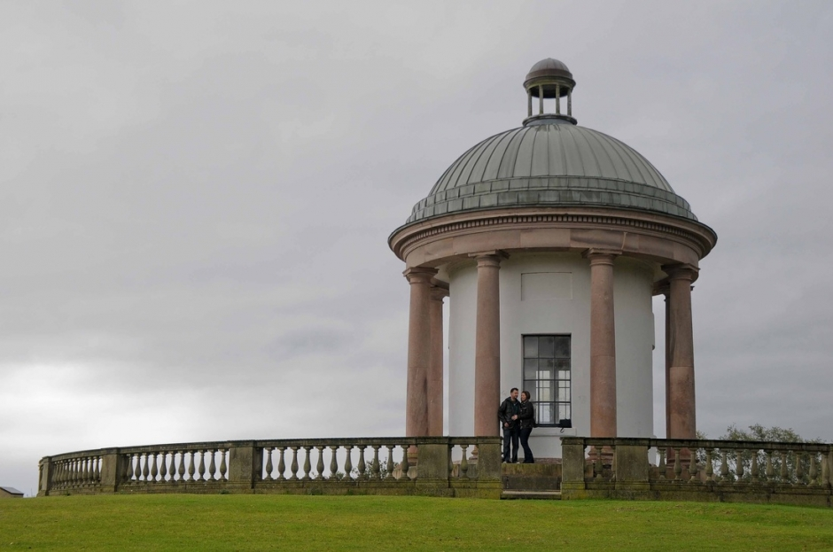 Engagement photography, Heaton Park, Manchester
