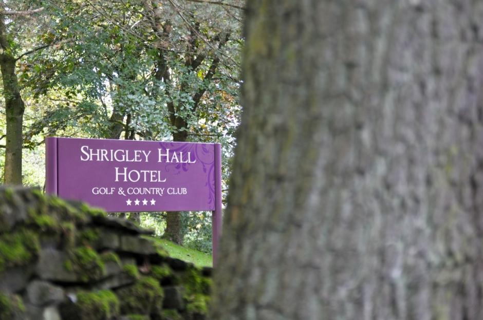 Wedding photography Shrigley Hall, Cheshire