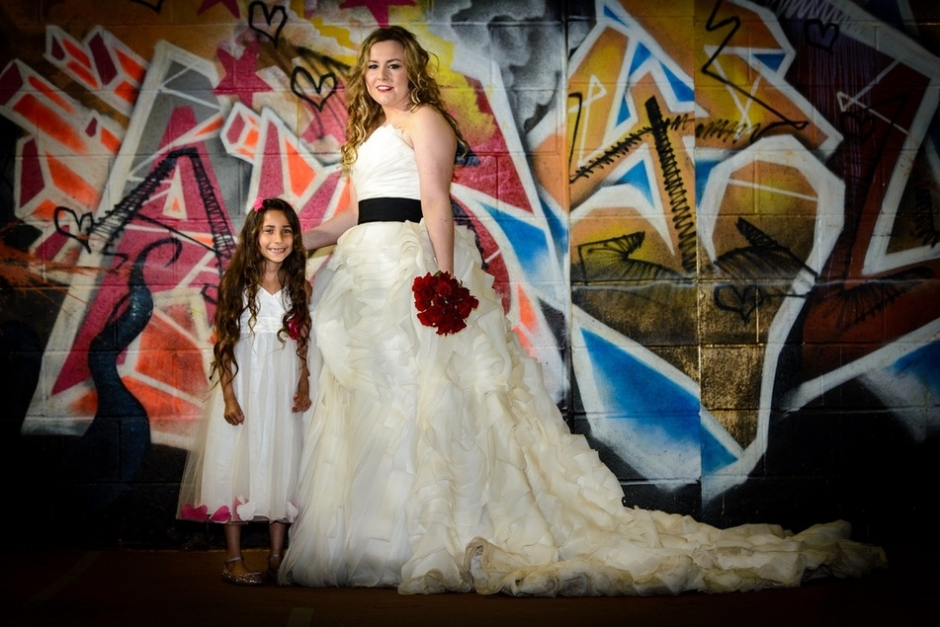 Rock the Frock photography
