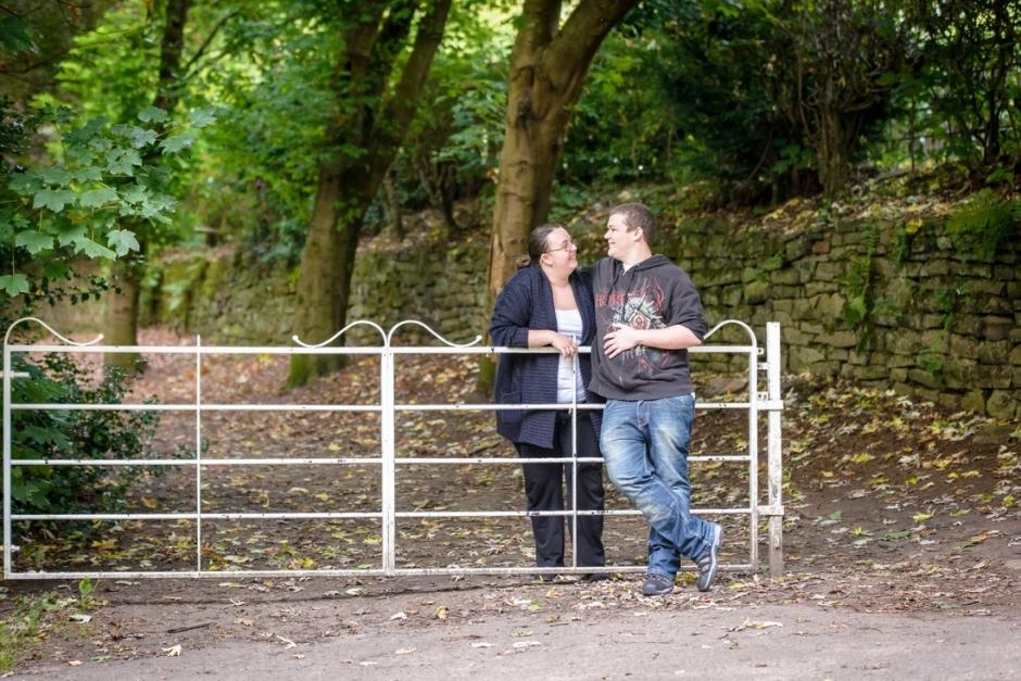 Manchester wedding photography - Bramall Park, Stockport
