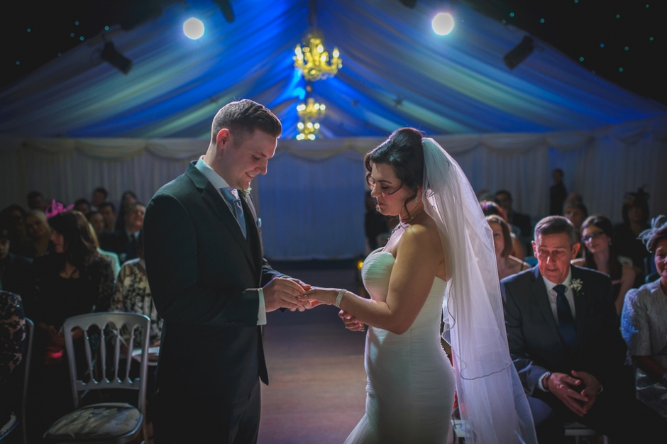 Wedding photography Manchester - Heaton House Farm wedding photography