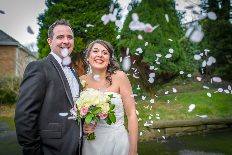 wedding photographer rochdale