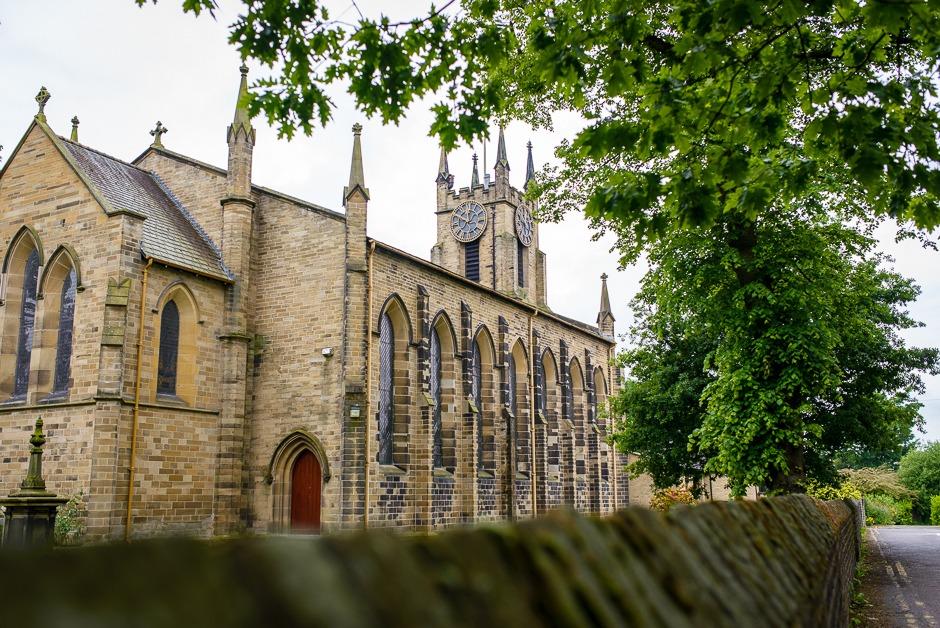 Norbury Church Hazel Grove