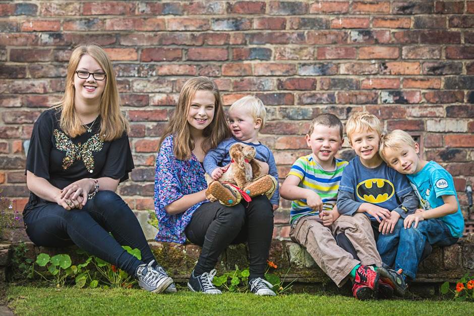 cheshire family photography