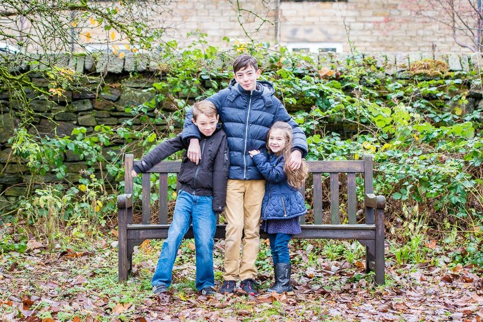 Stockport family photo shoot