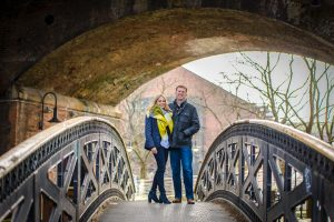 Manchester Engagement Shoot