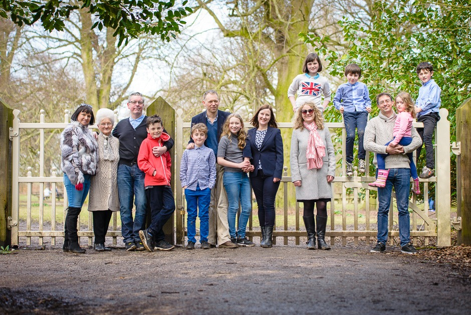 Family Lifestyle Photography Cheshire