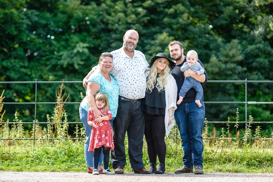 Family Portrait Photography in Manchester