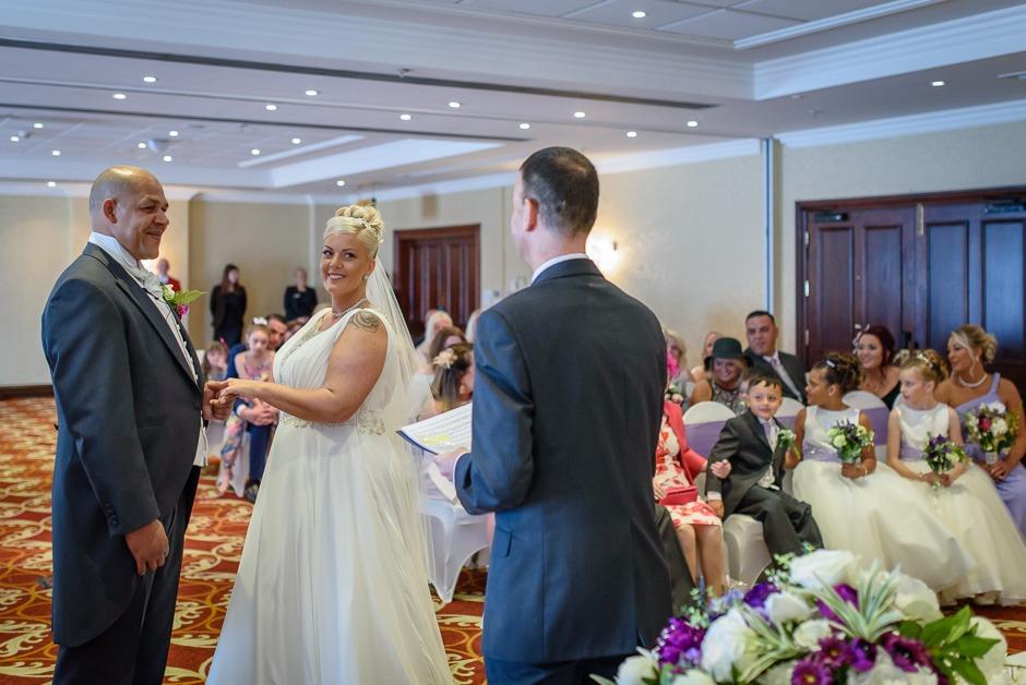 worsley marriott hotel wedding photography