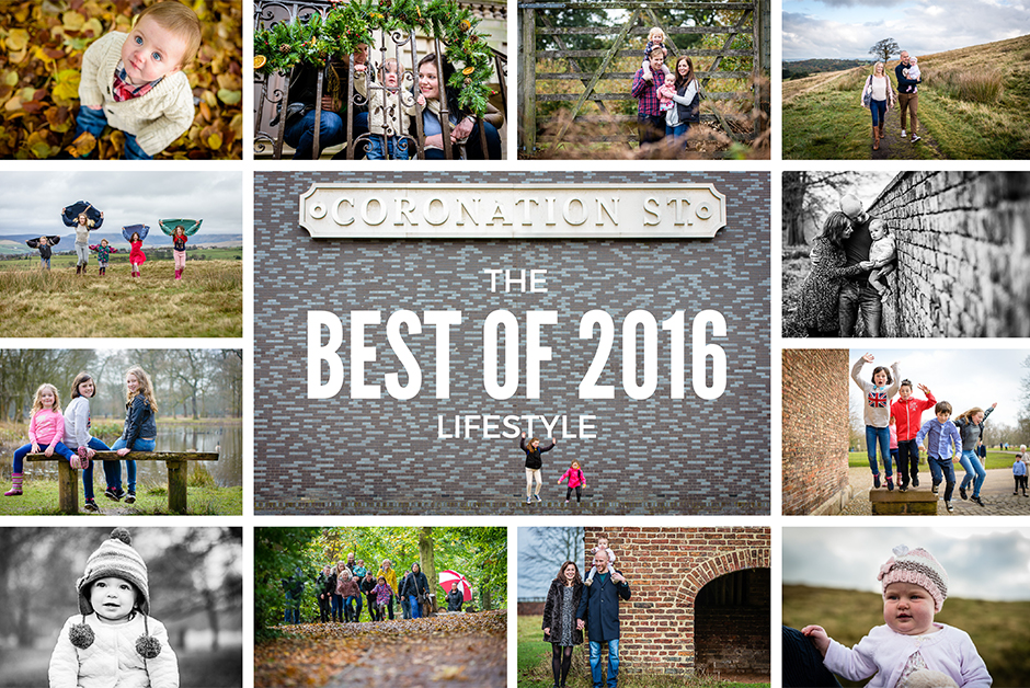 Best of 2016 Family Photography