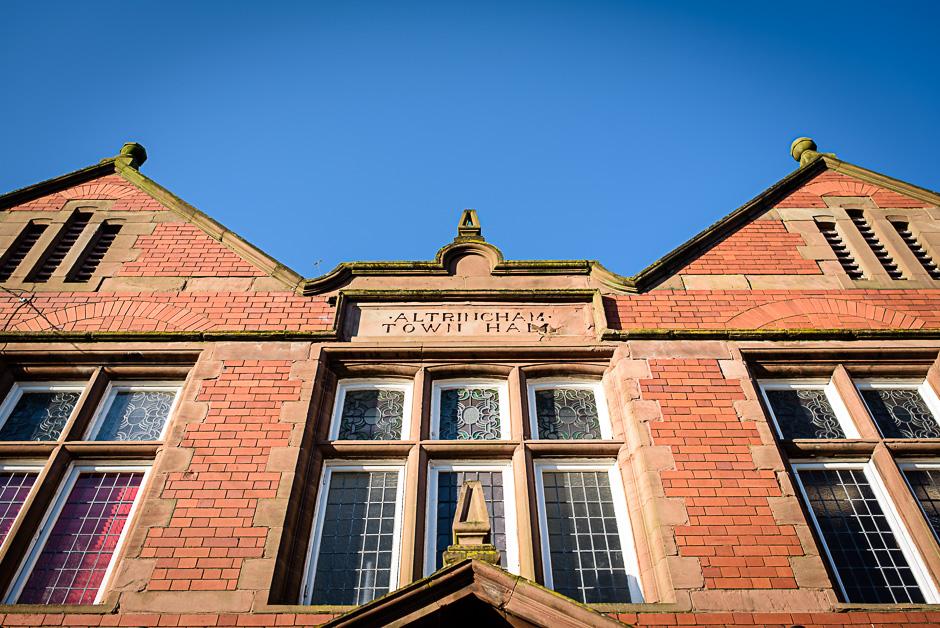 Altrincham Town Hall Wedding Photography - town hall