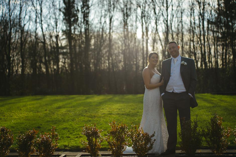 Novotel Manchester West Wedding Photography