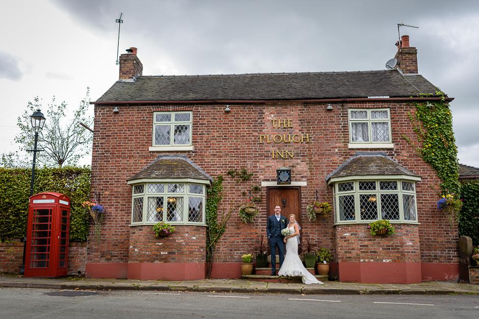the plough inn eaton cheshire wedding