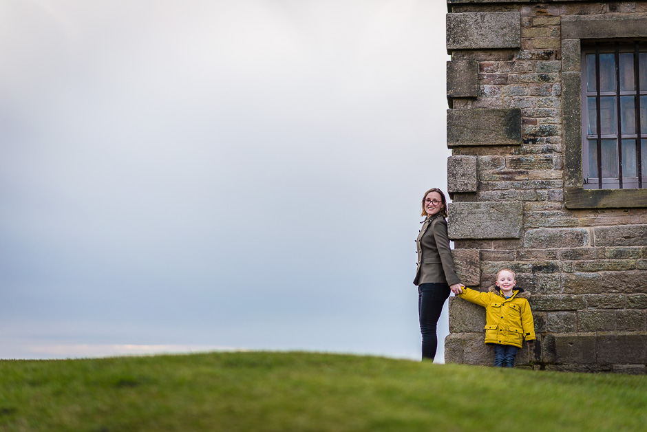 cheshire family photographer - lyme park photo shoot