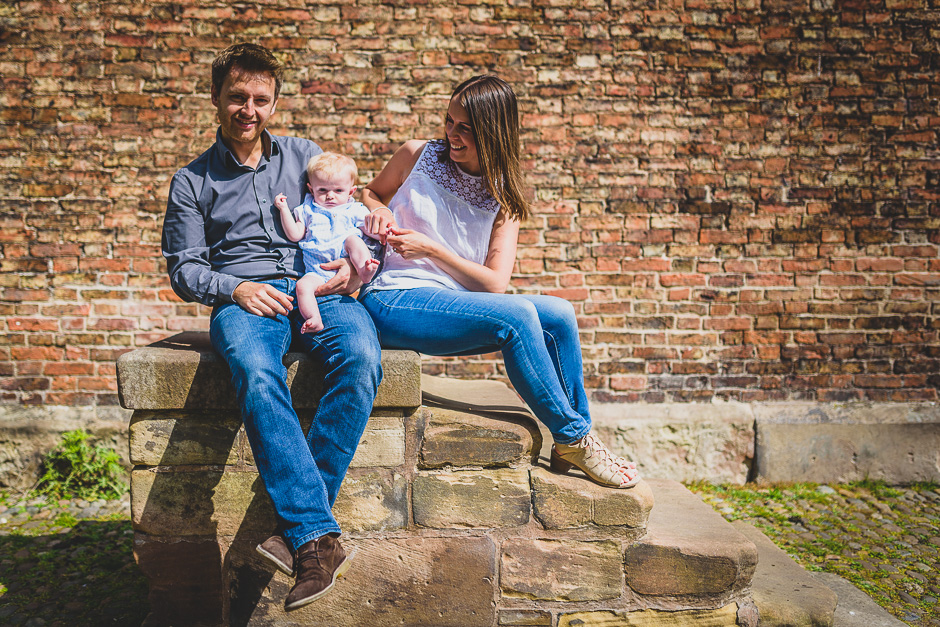 Lifestyle family photography in Cheshire