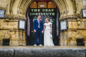 Deaf Institute Wedding