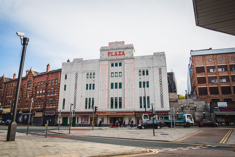 Stockport Plaza Photographs