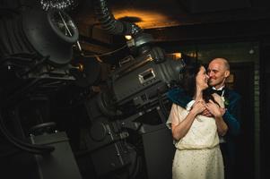 Stockport Plaza Vintage Wedding Photography
