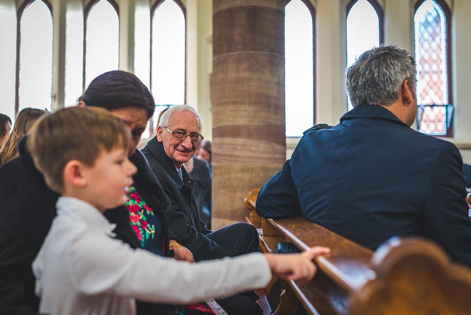 Baptism photographer Manchester