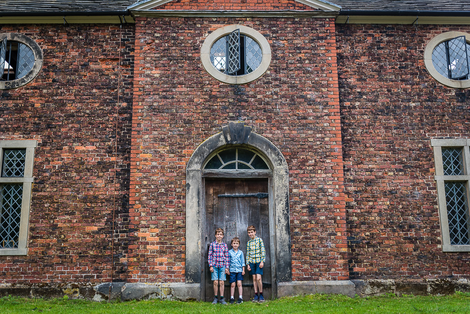 Cheshire Family Lifestyle Shoot in Dunham Massey