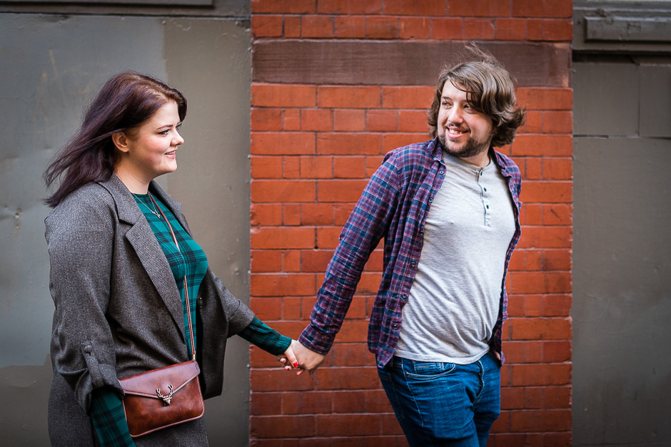 Northern Quarter Pre Wedding Photography Manchester