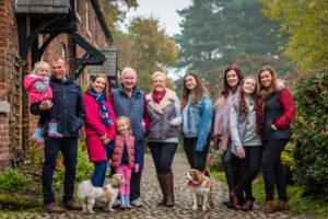 Cheshire Family Photo Shoot