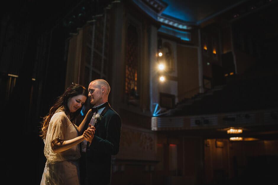 Stockport Plaza Wedding Photography
